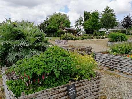 La Motte Joubin et le jardin médiéval