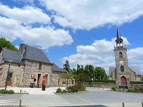 Circuit n°12 Saint-Aubin-du-Pavail : Les chemins du Pavail