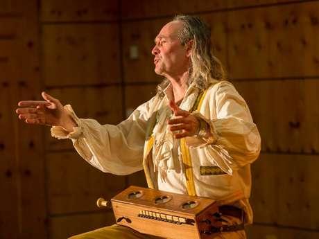 Ozégan - musicien et conteur