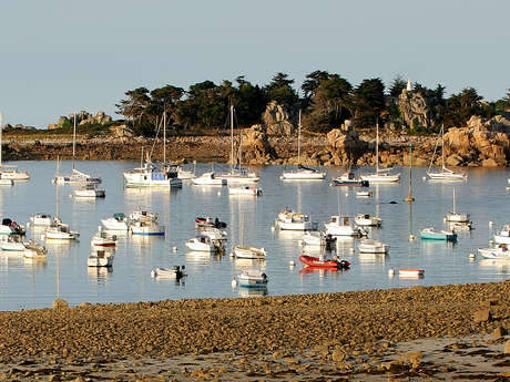 Ports de Port-Blanc et Buguélès