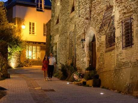 Nocturne - Visite théâtralisée de Josselin