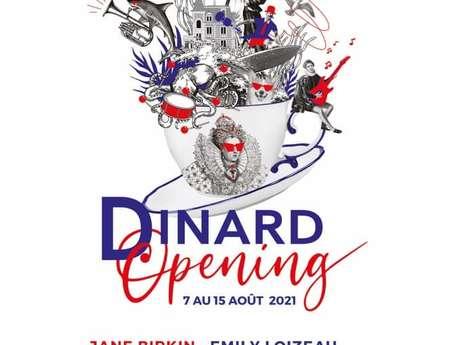Jane Birkin - Dinard Opening 2021