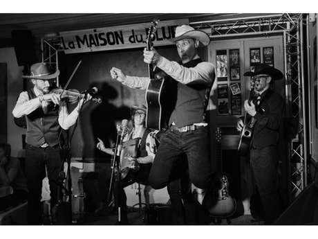 Concert Cajun Bouexi Band à la médiathèque de Guer