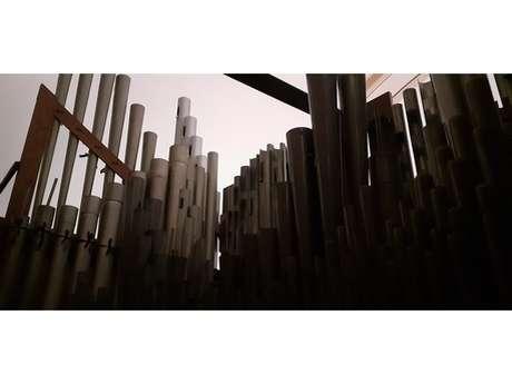 Concert Trio orgue-bombardes à l'église Saint Gurval