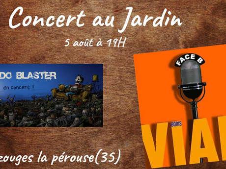 Concert - Le Baz'Art Café