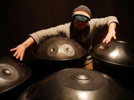 Concert : Tatcha, duo de Hanpan et percussions
