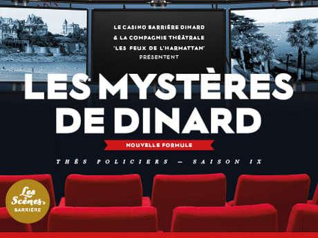 Reporté - Théâtre - Les mystères de Dinard