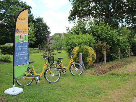 Location de vélo électrique - Saint-Marcel