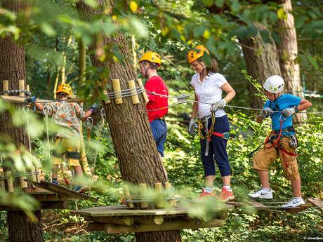 Fiche test : Parc Aventure Forêt Adrénaline