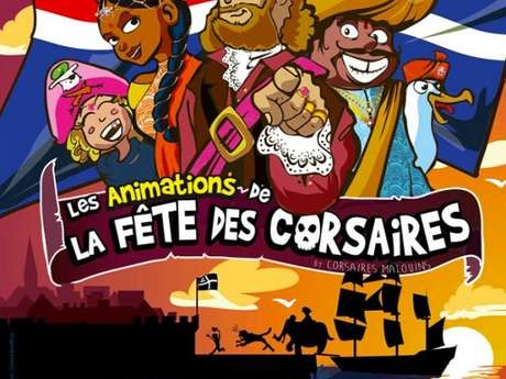 Animations corsaires