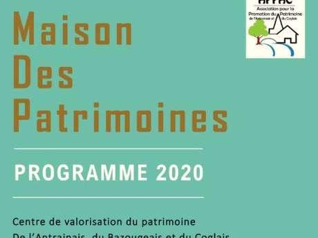 Reporté - Atelier : Initiation à la photographie du patrimoine - Café Patrimoine