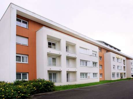 Appart City Rennes Saint-Grégoire