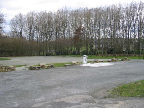 Aire de Piré-sur-Seiche