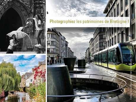 """Concours photo """"objectif patrimoines"""""""