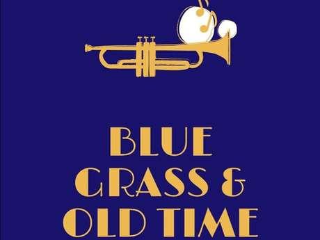 Scène ouverte bluegrass and old time - café de la forge