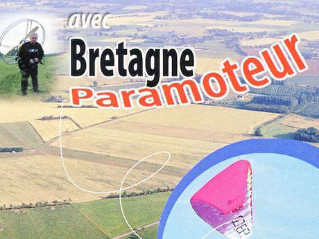 Bretagne Paramoteur