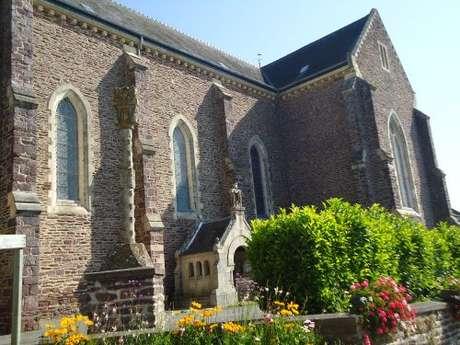 L'église Saint-Méen