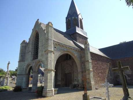 L'église Saint-Hubert