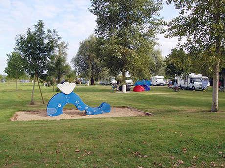 Camping Municipal la Goule d'Eau