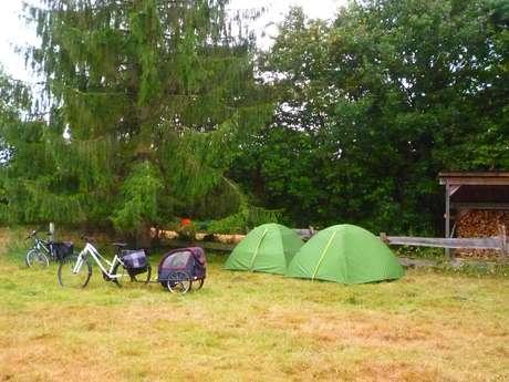 """Camping à la ferme """"Terre Compagne"""""""