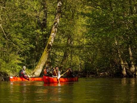 Rand'eau nautique sur le Canut