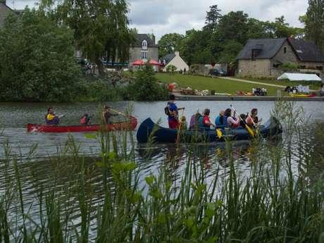 Canoë-kayak club de Pont-Réan