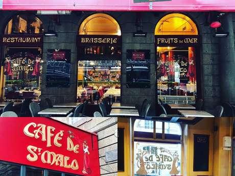 Café de Saint-Malo