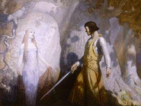 "Balade contée ""La balade de Lancelot"""