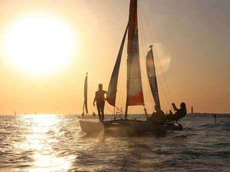 SNBSM - Ecole de voile - Yacht-club