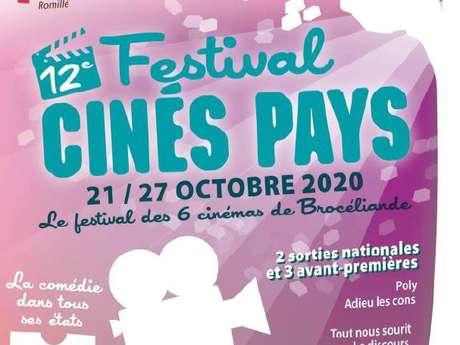 Festival Cinés Pays