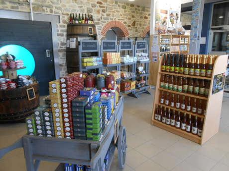 Maison des Produits du Terroir et de la Gastronomie