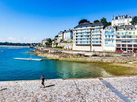 Visite guidée: Dinard et La Bretagne