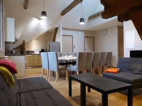 L'Appartement - Les Ecuries du Château