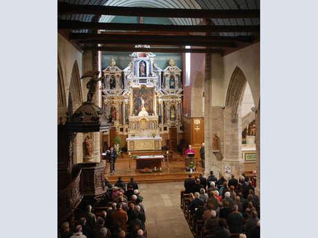 Église Saint Pierre et Saint Paul