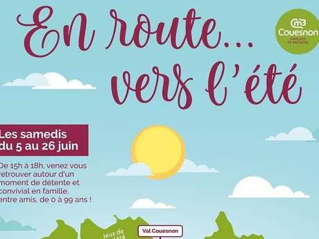 En route vers l'été - St-Brice-en-Coglès