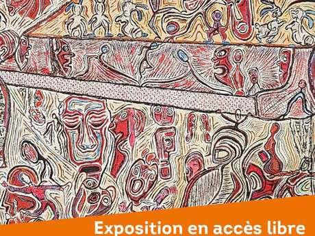 """Exposition """"Renc'Art avec Paul Travers"""""""