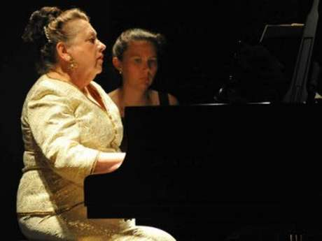 Récital de piano de Florence Delaage