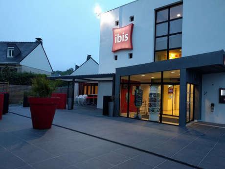 Hôtel - restaurant Ibis Rennes Beaulieu