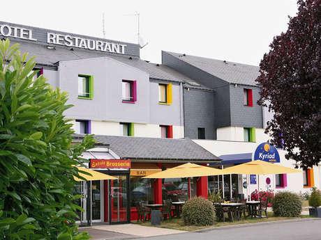 Hôtel - restaurant Kyriad Rennes Sud