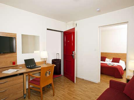 Séjours et Affaires Apparthotel  Villa Camilla