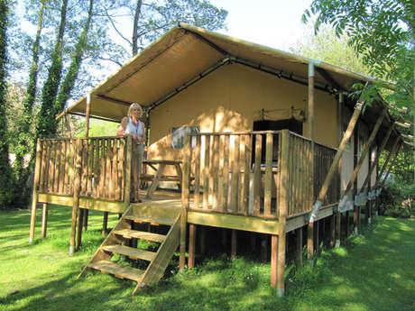 Tentes Lodges et Safari Luxe de l'Art Nature Village