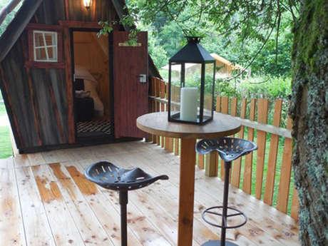Cottages Art Nature Village
