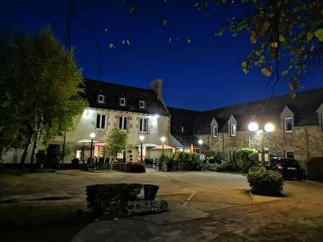 Logis Hotel la Grassinais Saint-Malo