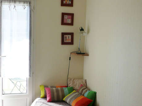 Hulbert Locations- Paradice - Studio n°4 Port-Riou