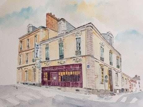 Hôtel Restaurant Chandouineau J