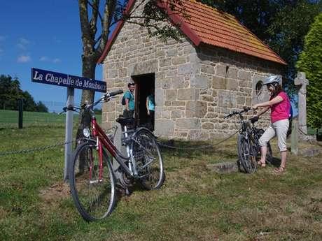 Vélo Promenade® n°8 Les balcons du Coglais