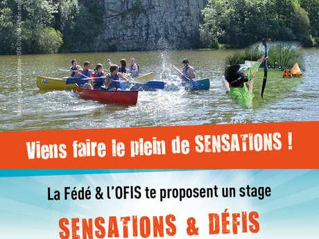 Stage sensations et défis avec l'OFIS et la Fédé