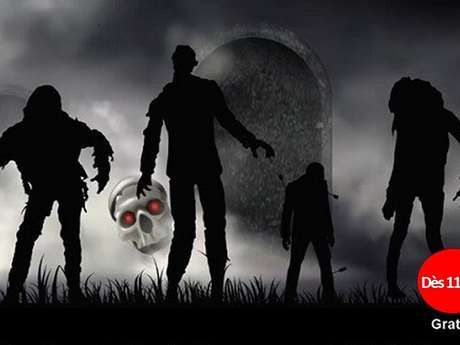 Soirée Zombie - COMPLET
