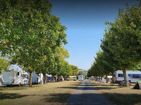 Camping municipal Les Cours