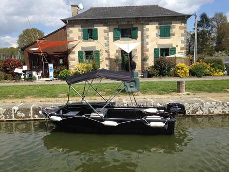 Ille Flottante - Location de bateaux promenade
